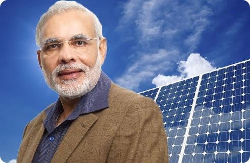 India apuesta más por la energía solar