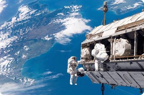 Orina de astronautas una nueva fuente de energía