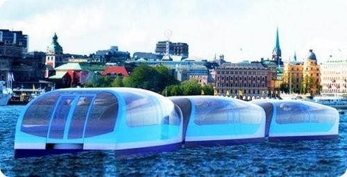 Waterway 365: el proyecto de los autobuses de agua