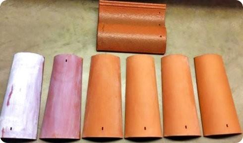 Estudiantes crean un tipo de tejas capaces de absorber humo