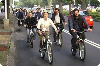 La bici es el medio de transporte que más creció entre 2000 y 2012