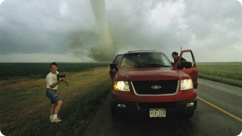Paredes gigantes para detener tornados