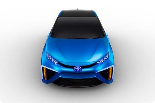 Toyota quiere crear autos ecológicos y que no requieran ruedas