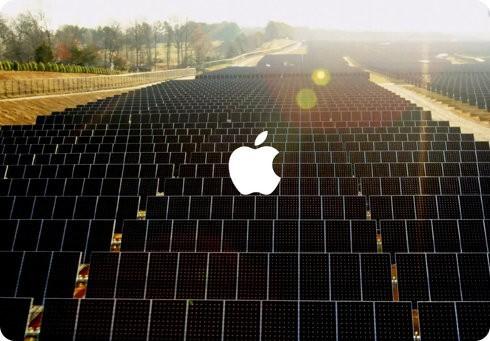 Apple construirá una tercera granja solar en Carolina del Norte