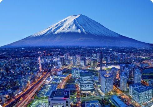 El monte Fuji podría entrar en erupción