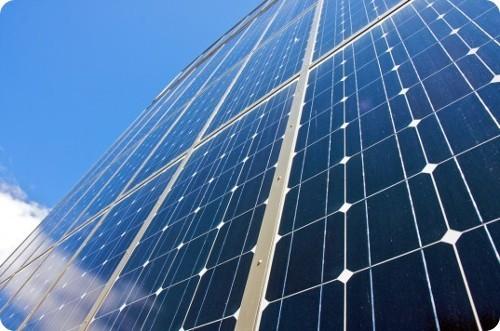 Nuevos paneles solares capaces de absorber dióxido de carbono