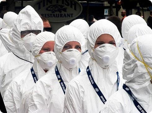Toda una ciudad entra en cuarentena debido a una muerte por peste bubónica