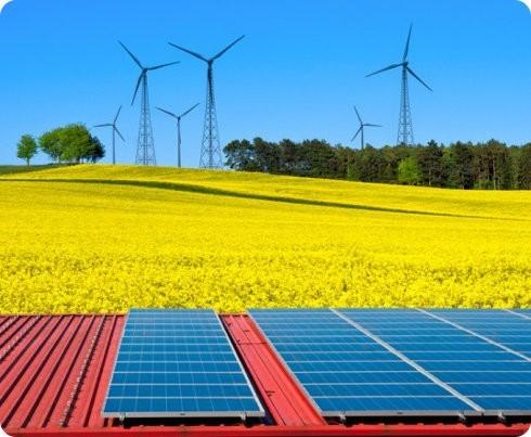 Alemania establece un nuevo récord en el uso de energía renovable