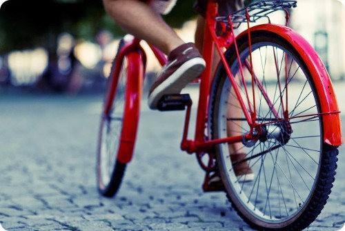 Caminar o andar en bici el secreto de la felicidad