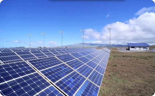 El futuro de la energía es 100% renovable