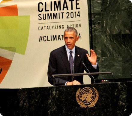 Estados Unidos y China lucharán contra el cambio climático