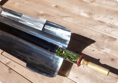 GoSun un revolucionario horno solar