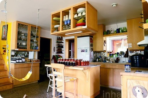 NewenHouse: una casa ecológica, pequeña y sostenible