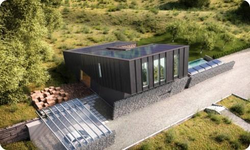 Plus House: la casa que genera más energía de la que consume