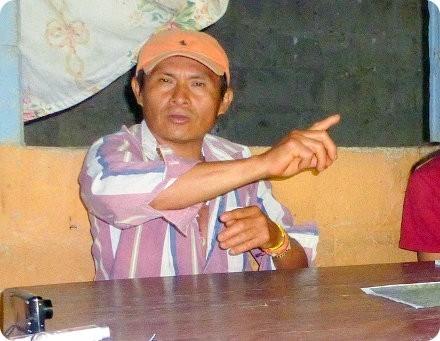 Líder indígena antiminería es asesinado a pocos días de una conferencia sobre el cambio climático