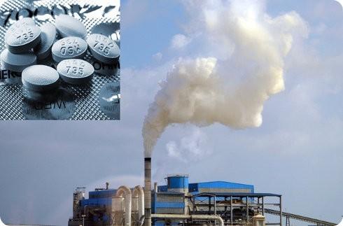 Un medicamento para el colesterol nos protege ante la contaminación del aire