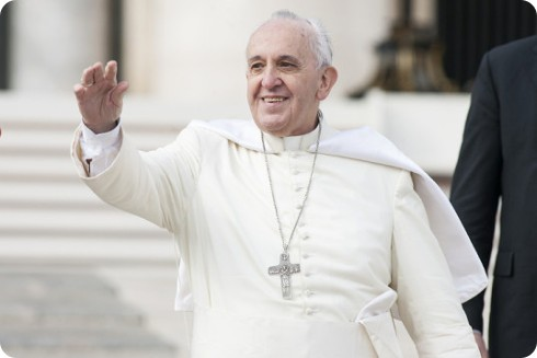El Papa Francisco pide a los católicos que se pongan a favor de la ecología