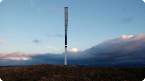 Estas turbinas sin aspas ayudarían a ahorrar dinero y generar energía