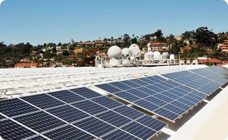 India quiere tener una capacidad solar de 100 GW para 2022