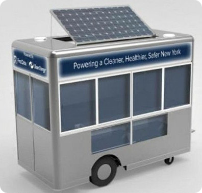 New York contará con 500 carritos de comida que usarán energía solar