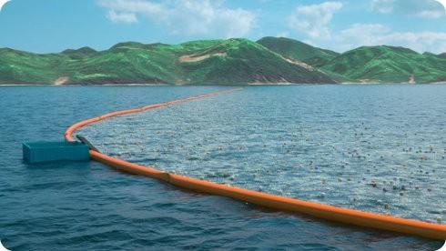 Ocean Cleanup: la nueva iniciativa para limpiar los océanos