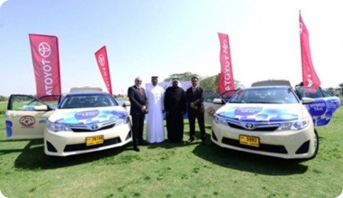 El 20% de los taxis de Dubái serán híbridos