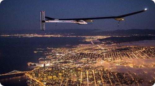 El Solar Impulse 2 está parado debido a un fallo en sus baterías