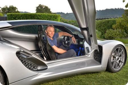 El primer auto imprimido en 3D es ecológico