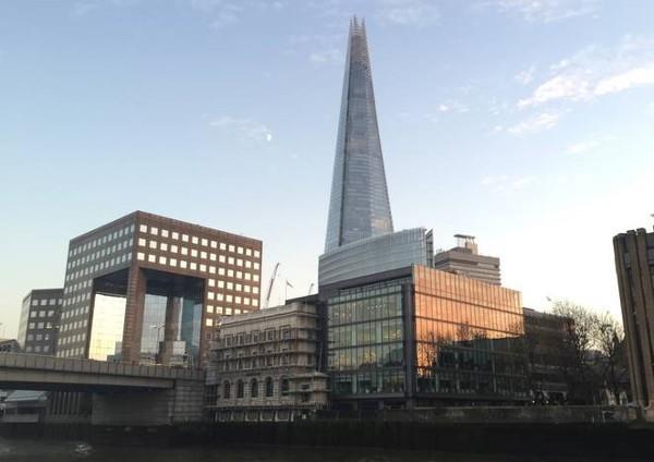 Edificios de vidrio cada vez menos ecológicos