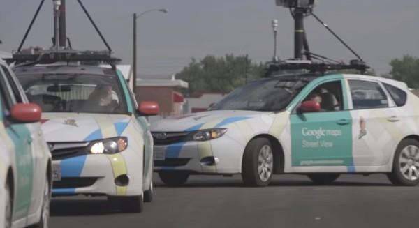 Google mostrará la calidad del aire de las ciudades en Street View