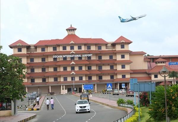 India tiene el primer aeropuerto que funciona en un 100 con energía solar