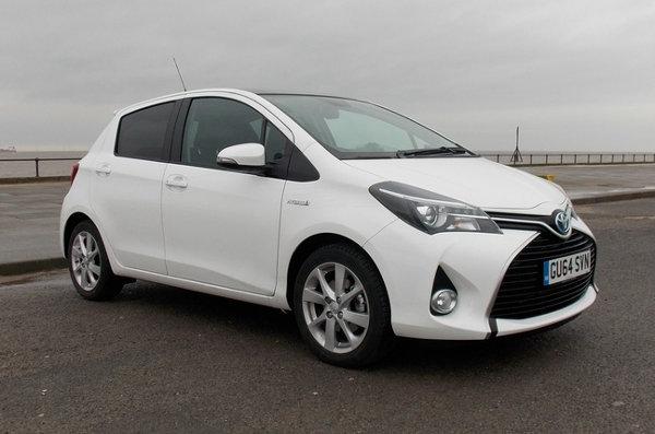 Toyota ha vendido 8 millones de autos híbridos desde 1997