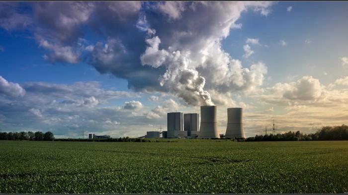 Planta de carbón en Alemnaia
