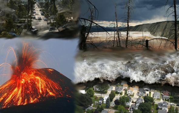 Desastre mundial el 23 de septiembre de 2015 sucederá alguna catástrofe natural