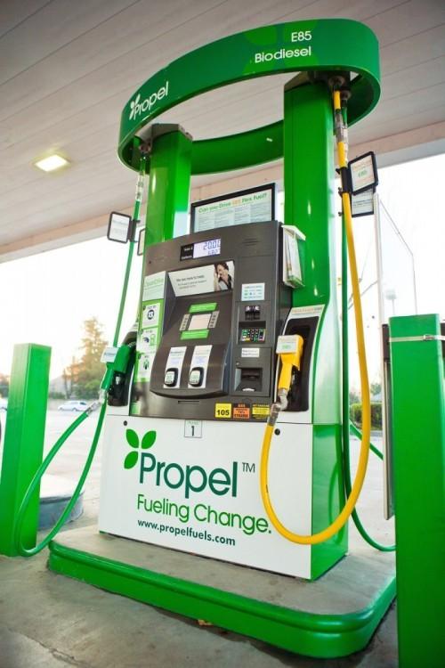 Estación de Biodiesel