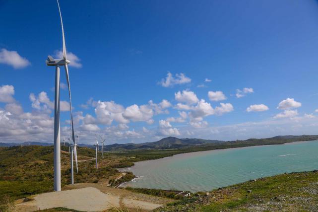 Gestamp Wind en Puerto Rico