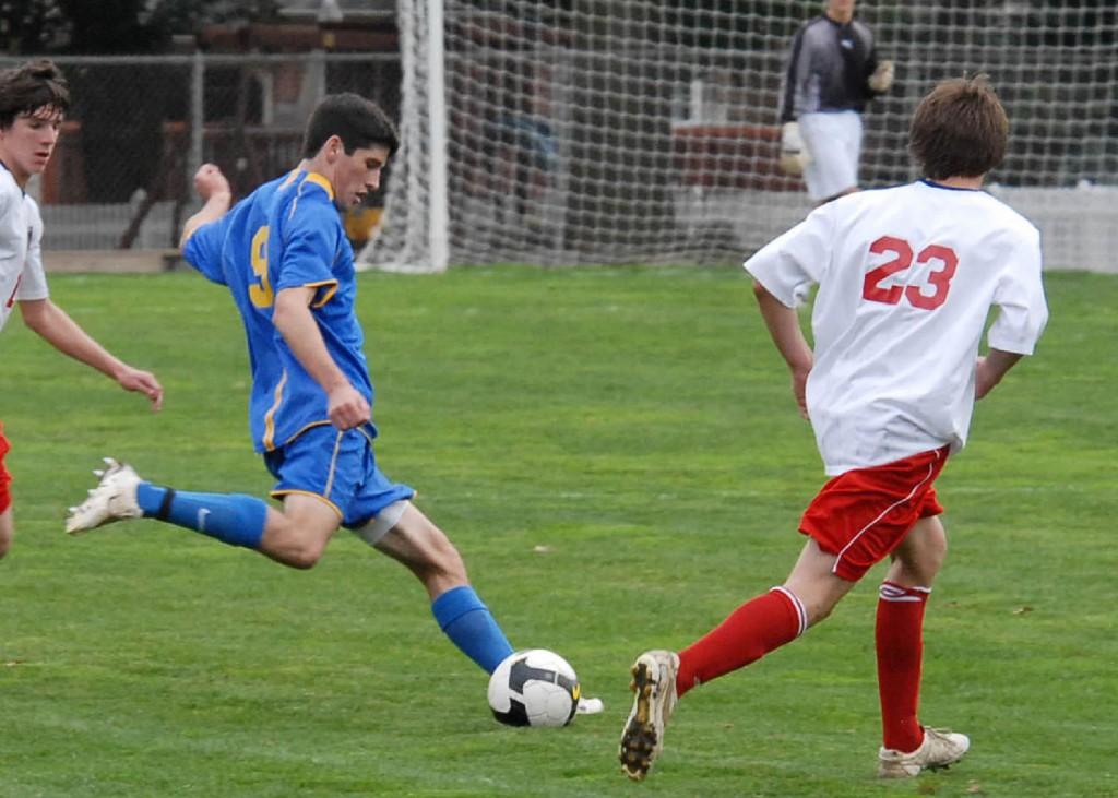 Deporte en los jóvenes
