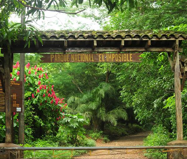Parque Nacional El Imposible, El Salvador