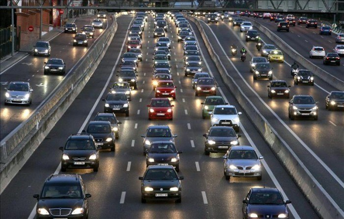 Transporte y tráfico en España