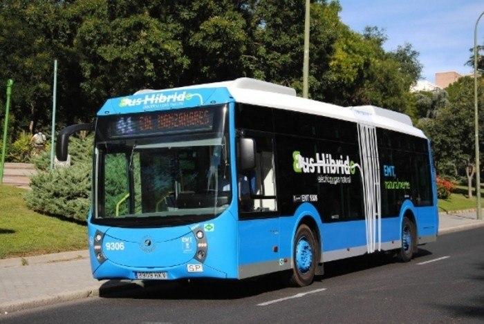 Ayuntamiento de Madrid: Renovación de flota de autobuses