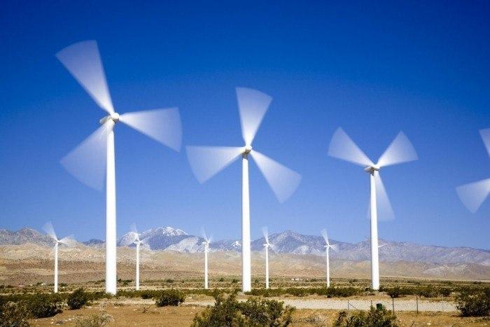 La energía eólica es vital