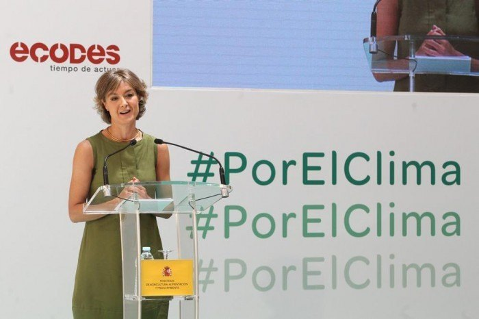 la ecologia en madrid