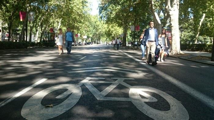 Una iniciativa sostenible para los ciudadanos de Madrid