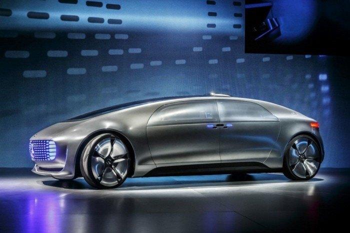 Estados Unidos muestra interés por los coches autónomos