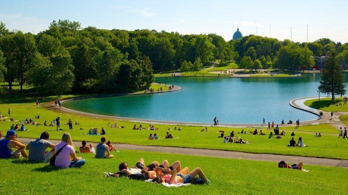 Un paseo por los 10 parques más lindos del mundo - Parte 2Un paseo por los 10 parques más lindos del mundo