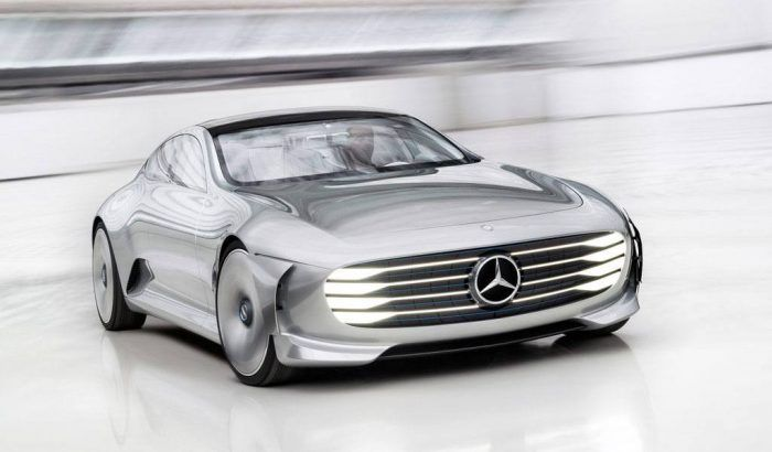 Mercedes-Benz se pone en competencia contra Tesla