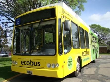 Ecobus, ejemplo de la ecologia en Argentina