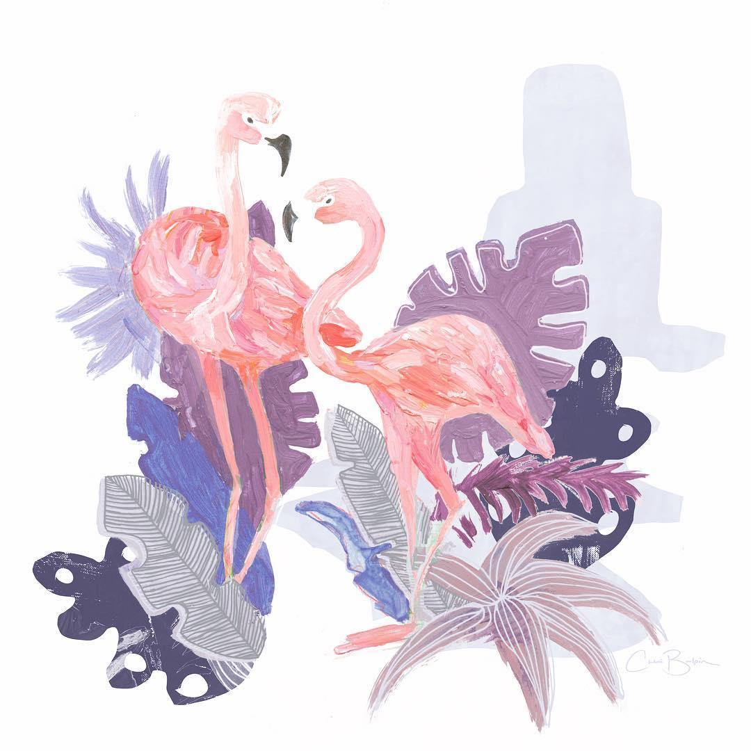 ilustración extinción animales