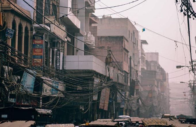 La pobreza en la ciudad es una de las grandes desventajas del proceso de urbanización