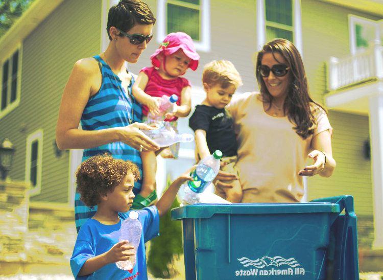 como reciclar la basura en casa